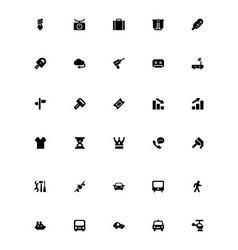 Mini icons 15 vector