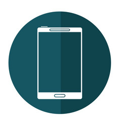 Smartphone mobile technology image vector