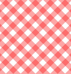 Criss cross gingham background vector