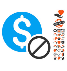 Free of charge icon with lovely bonus vector