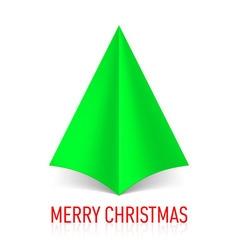 MERRY CHRISTMAS Corner paper 14 vector image