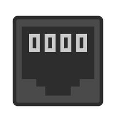 Network clip vector