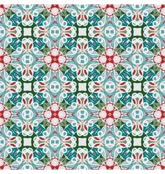 Pattern in christmas style vector