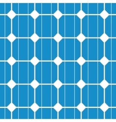 solar cell seamless vector image