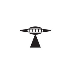 Ufo logo vector