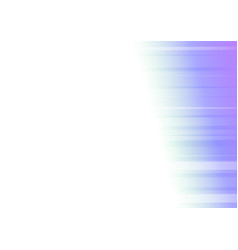 Purple slope side fade abstract background vector