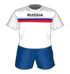 Dresov russija resize vector image