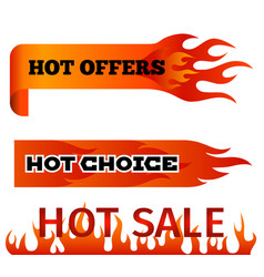 badges shop product hot sale best price vector image vector image