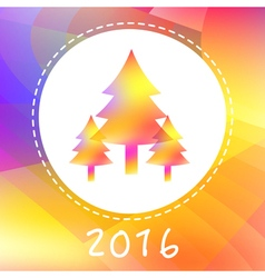 Ny2016 color trees vector
