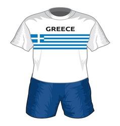 Dresovi grcka resize vector image