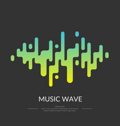 The image of the sound wave vector