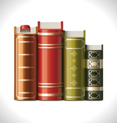 Book icons vector
