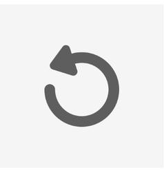Easy modern arrow vector