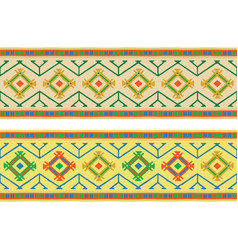 indian national ornament vector image