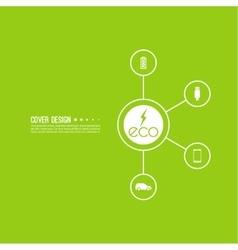 Renewable green energy vector