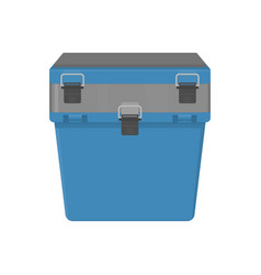 tackle box vector image