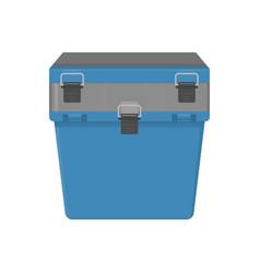 tackle box vector image vector image