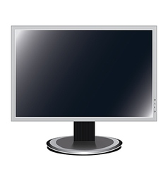 Monitor - screen vector