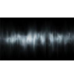 Eerie background vector image vector image