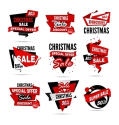 Sale tag sale banner vector