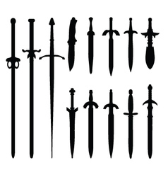 Swords 2 vector