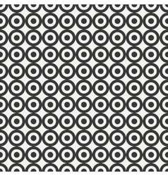 Geometric line monochrome abstract hipster vector