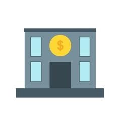 Financial office vector