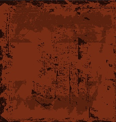 Starainny rusty weathered shabby background vector