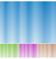 Abstract gradient stripes background vector image