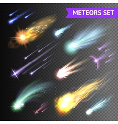 Light effects collection vector