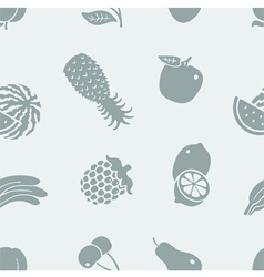 Pattern of fruit vector