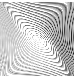 Design monochrome whirl motion background vector