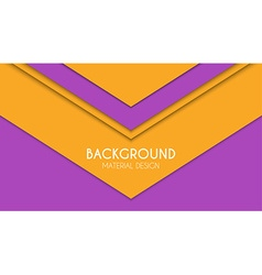 Background in the style of the material design vector image vector image