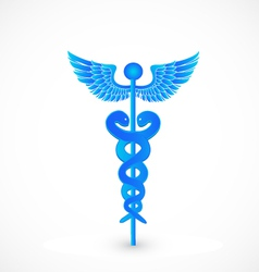 Medical symbol icon vector