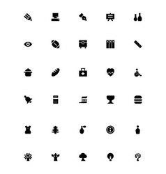 Mini icons 21 vector