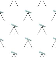 Telescope icon cartoon Single education icon from vector image