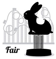 Fair design vector