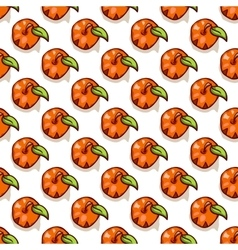 Halloween meal seamless pattern vector