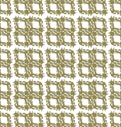 Pattern abstract shapes vector