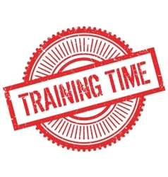 Training time stamp vector