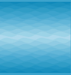 seamless nautical ombre pattern vector image