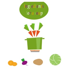 Vegetables capd vector
