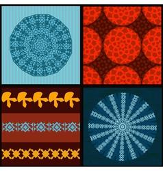 set seamless16 vector image