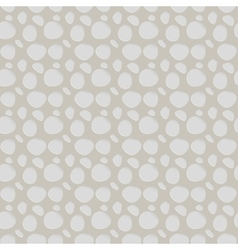 Seamless pattern with soft forms vector