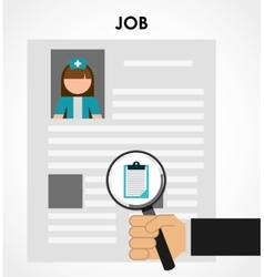 Employment exchange vector