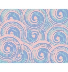 abstract vortices vector image