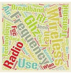 Wireless broadband overview of ieee wireless lan vector