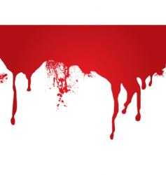 blood stream vector image