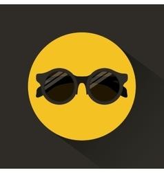 Travel vacations icon design vector