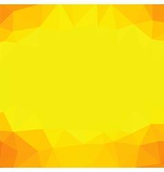 Yellow Background vector image